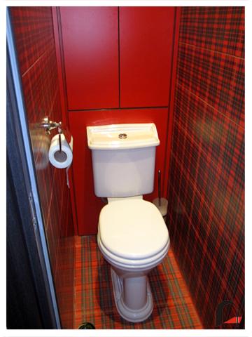 Шкафы из дсп - фотографии - 1-4 сантехнический шкаф.